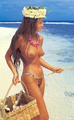 Tahitian Women Photos 79