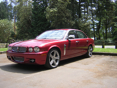 Last Week, Jaguaru0027s Local Press Fleet Contractor Dropped Off A Radiance Red  Jaguar XJ Super V8 For Me To Review. I Had Been Anticipating The XJu0027s  Arrival ...