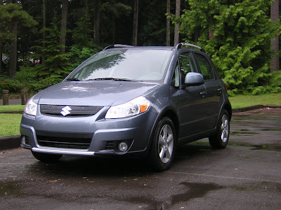 2008 suzuki sx4 crossover touring awd review autosavant. Black Bedroom Furniture Sets. Home Design Ideas