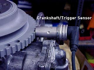 crankshaft trigger sensor