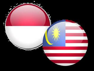 Indonesia-Malaysia. Sumber: Flight 153.
