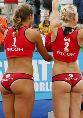 Mujeres Desnudas De Voleibol De Playa - esbiguznet