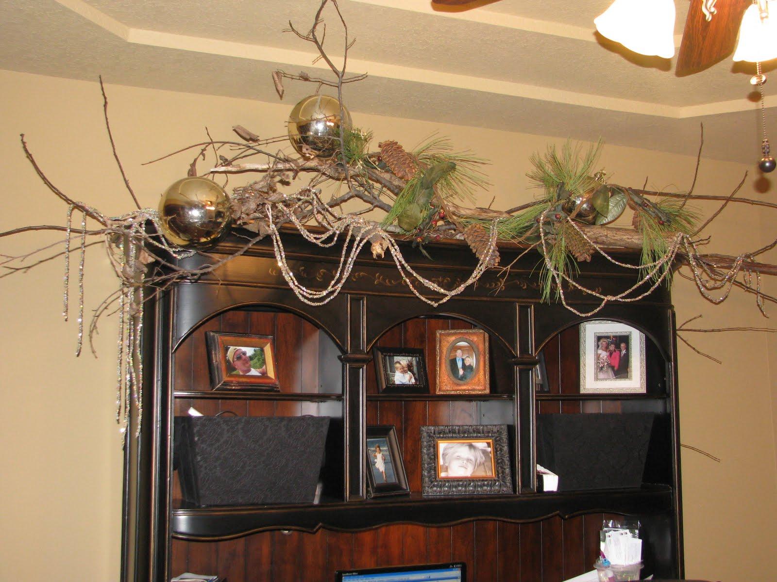 My office Christmas decor - The Magic Brush Inc | Jennifer ...