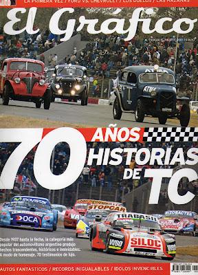 80 Tapas Históricas - El Gráfico