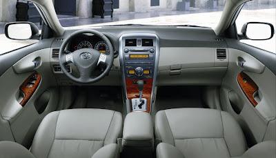 Nuevo Toyota Corolla 2008
