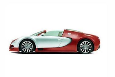 Bugatti Veyron Descapotable
