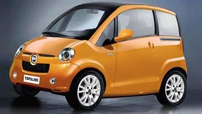 Fiat Topolino 2010