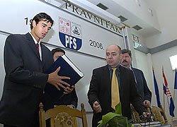 Mario Ancic se recibio de abogado