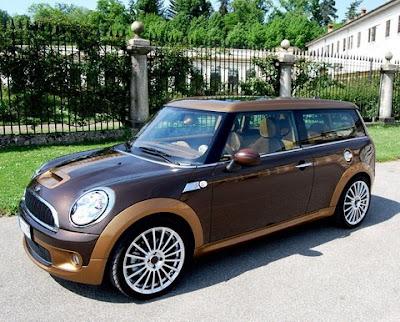Mini Cooper exclusivo