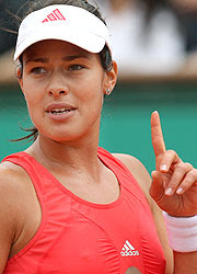Ana Ivanovic será la nueva numero uno