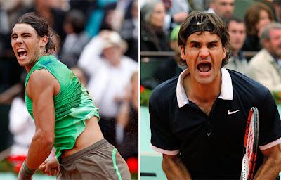 Rafael Nadal y Roger Federer se mediran otra vez en la final