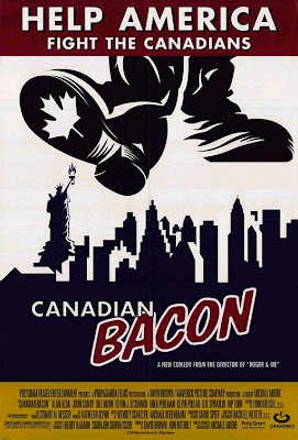 Canadian Bacon - poster