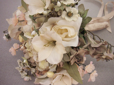 Victorian Petals Wedding Flowers
