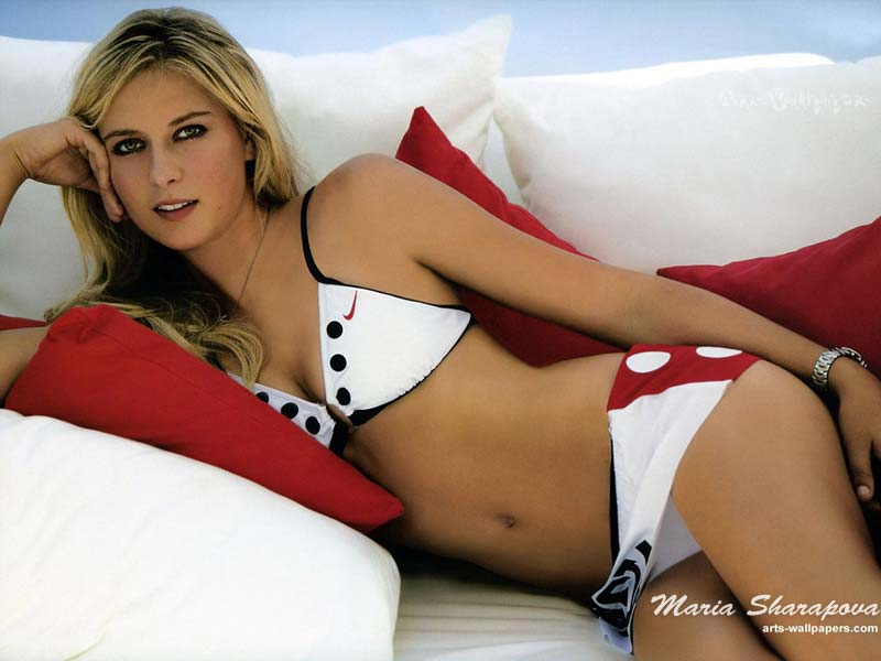sharapova maria hot - photo #27
