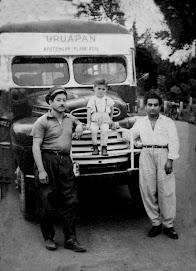 TRANSPORTE DE TEPALCATEPEC EN LOS AÑOS CINCUENTAS