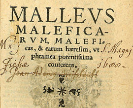 The Encyclical - Malleus Maleficarum