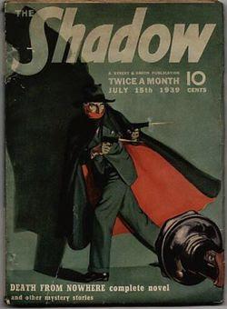 The Shadow - Walter B. Gibson