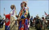 Lakota Sioux tribals -