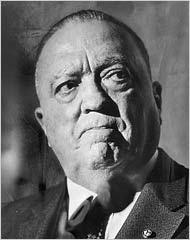 - J. Edgar Hoover