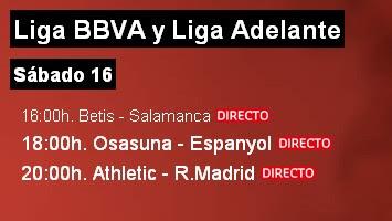 Ver Futbol de Espana