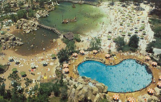 Abandoned water park at Walt Disney World Images