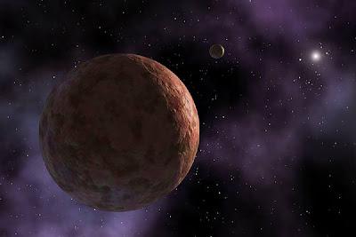 Makemake el tercer plutoide en el Sistema Solar Makemake