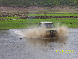 Carlos en el pantano