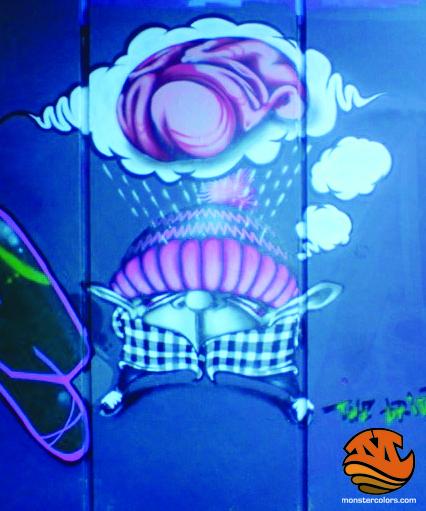 Monster Colors,graffiti Blog,spray paint,cans street art ...