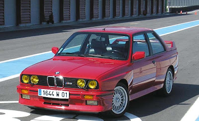 Automotocollection Bmw M3 E30 1988