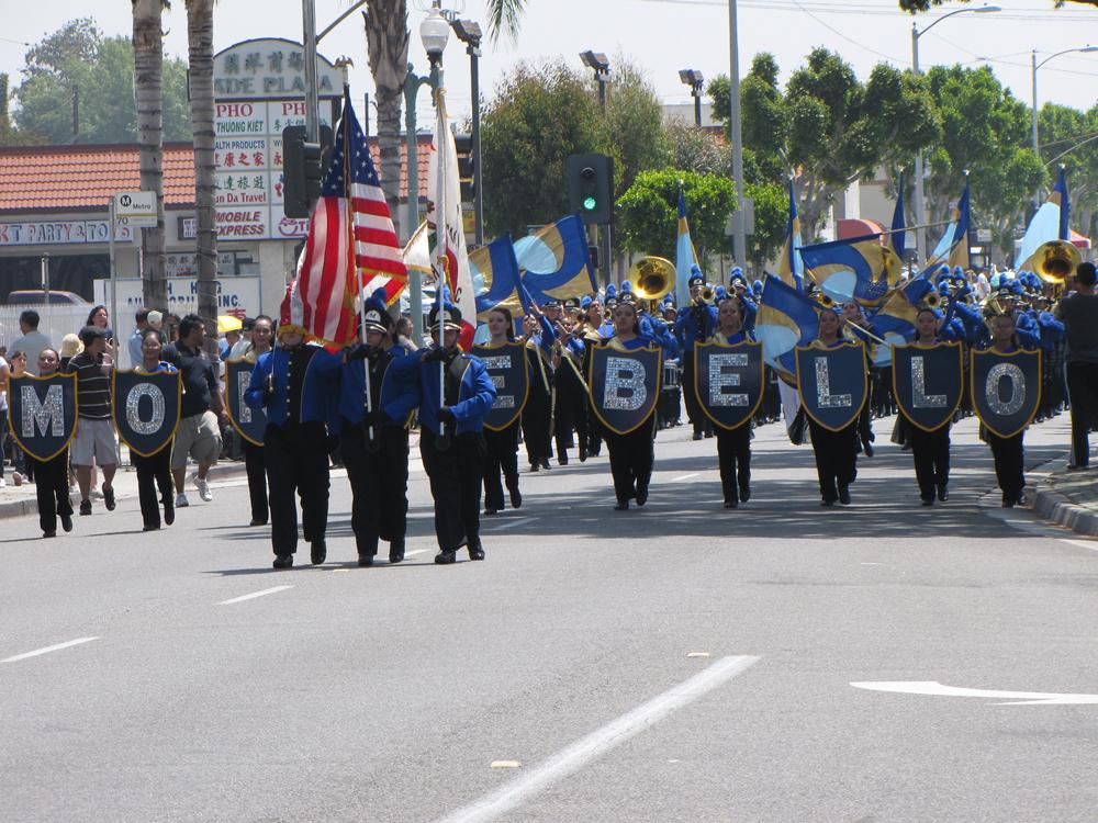 Camarillo Christmas Parade.Montebello Mom Christmas Parades Events La Puente