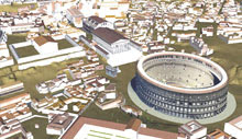 Architettura Rome Reborn 1.0