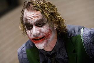 Heath Ledger is The Joker