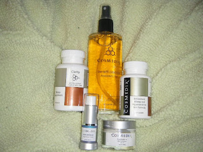 { REVIEW } Cosmedix...