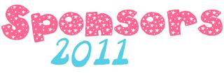 SPONSORS 2011...