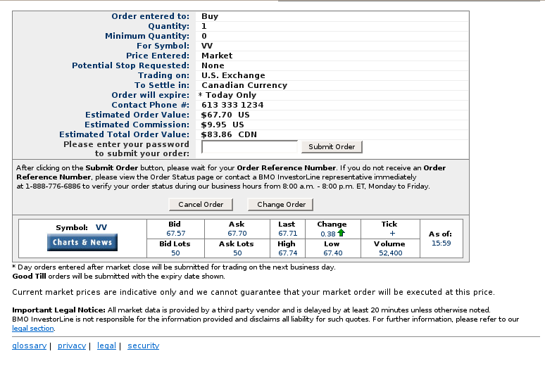 Bmo forex rates