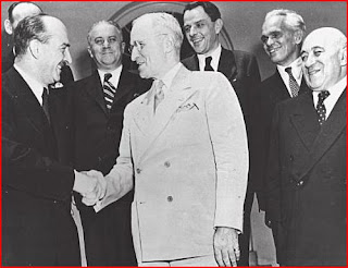 eisenhower and his political career essay Dwight d eisenhower  explain the role of nuclear deterrence and covert operations in eisenhower's foreign policy essay  kinsey began his research career as.