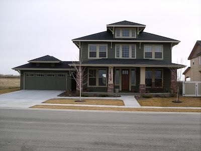 4 Square House Plans. Custom Home Design Shingled Four Square Home