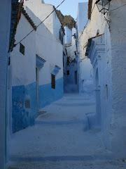 Blanco azulado