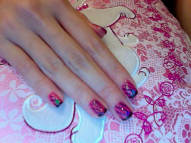 Ronsasecu Valentines Nail Designs
