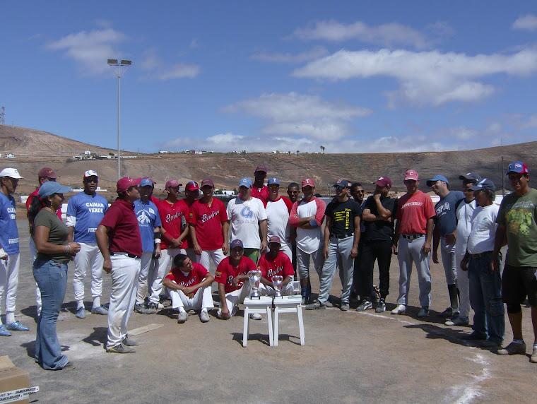 Torneo Petroleros vs Seleccion de Gran Canarias