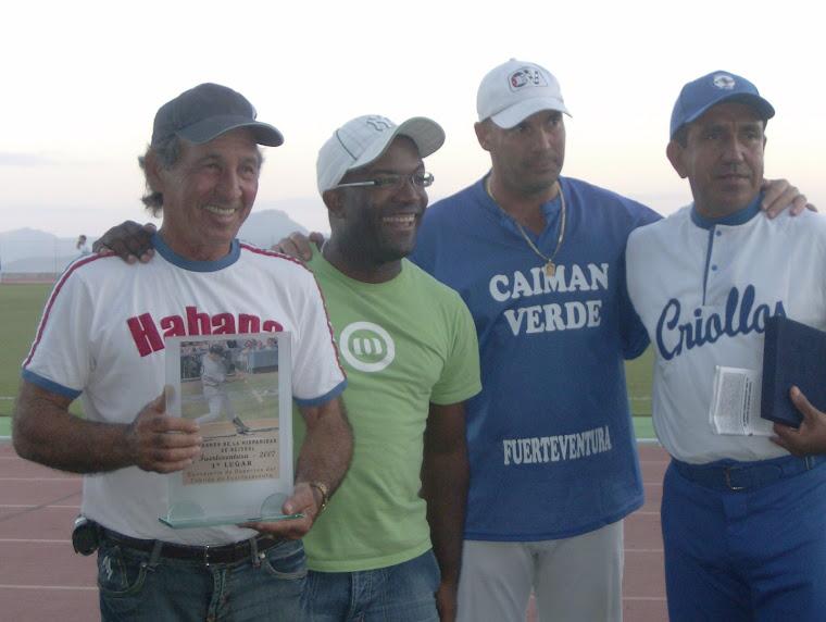 La seleccion de Fuerteventura se llevo el 1er lugar en el torneo por el dia de la Hispanidad