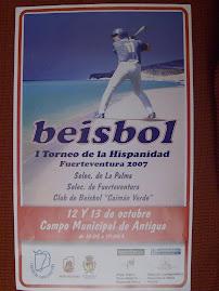 I Torneo Dia de la Hispanidad