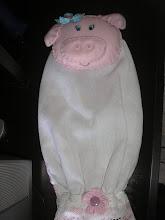 puxa - saco de porquinho