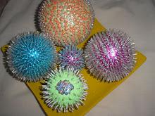 bolinhas de decoração