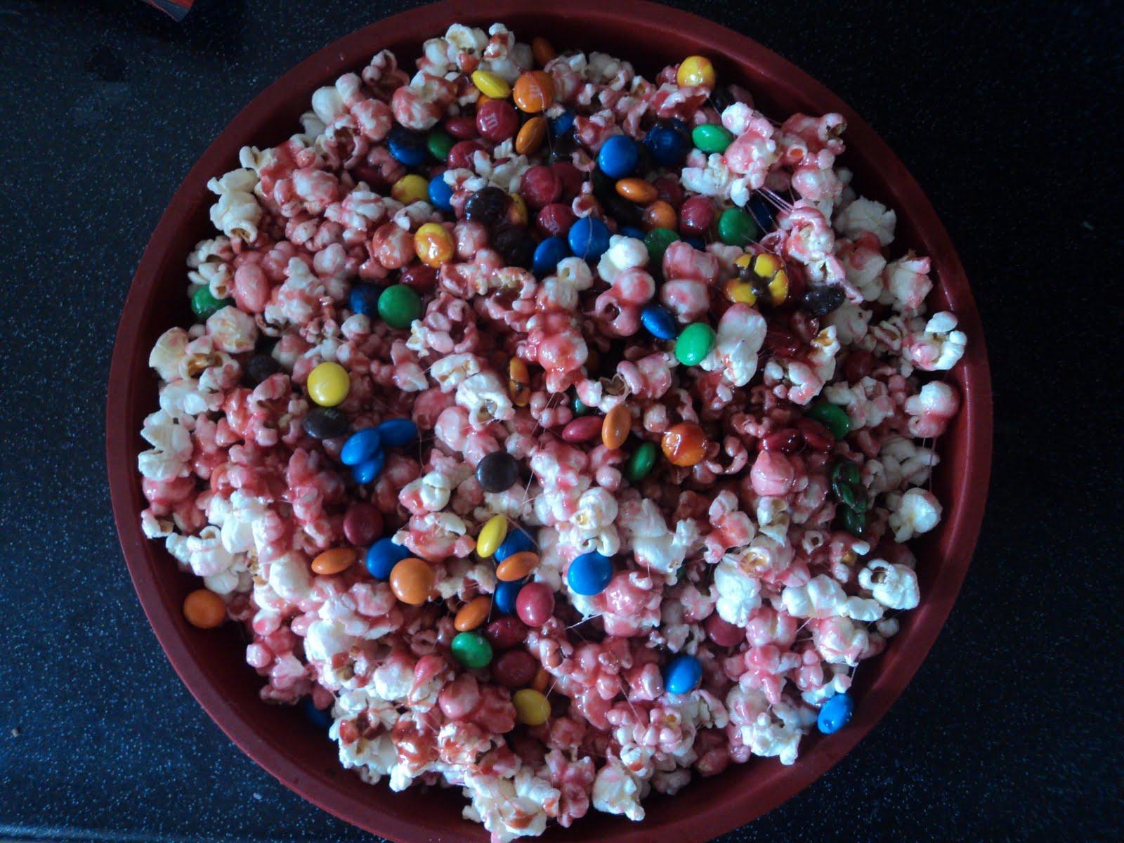 marshmallow taart Jonkies: Popcorn Marshmallow taart marshmallow taart