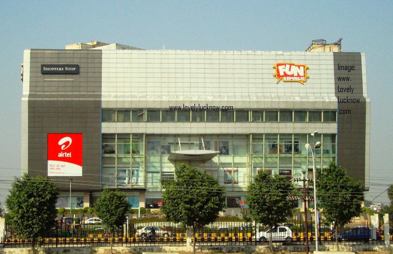 Fun Republic Mall Lucknow Food Court
