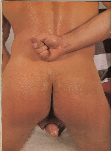 Gay and Guys: Randy Spears in Friction