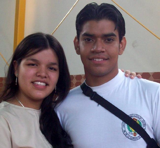 MAnu y Gaby