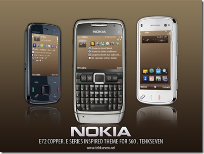 Nokia e-series themes | nokia e71,e71x,e72,e73,e75,e63,e61i themes.