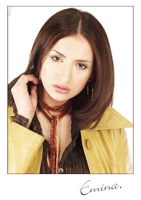 Emina Jahovic Hot Serbian Pop Singer Girls Modele